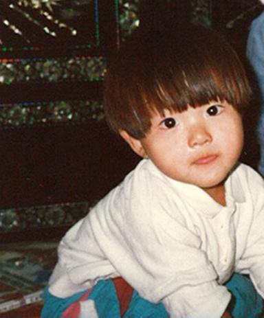 Imutnya Song Joong Ki saat masih kecil
