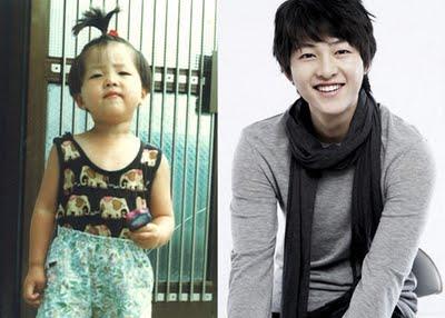 Sandara Park Dating Song Joong Ki