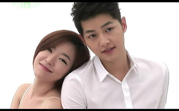 joong ki and sunny dating sim